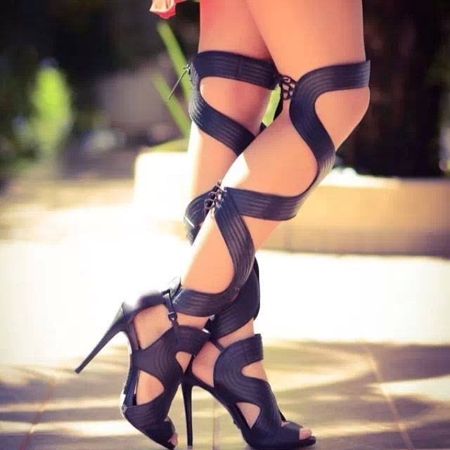 gothic tango shoes