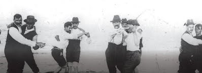 men dancing with men tango argentina