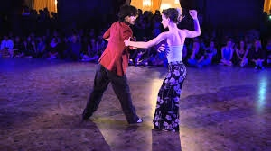 Cecilia Garcia and Serkan Gokcesu so Tango sydney
