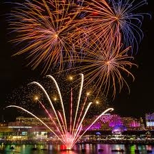 fireworks so tango darling harbour sydney