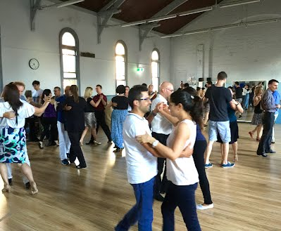North Sydney bondi glebe tango lessons classes studios best