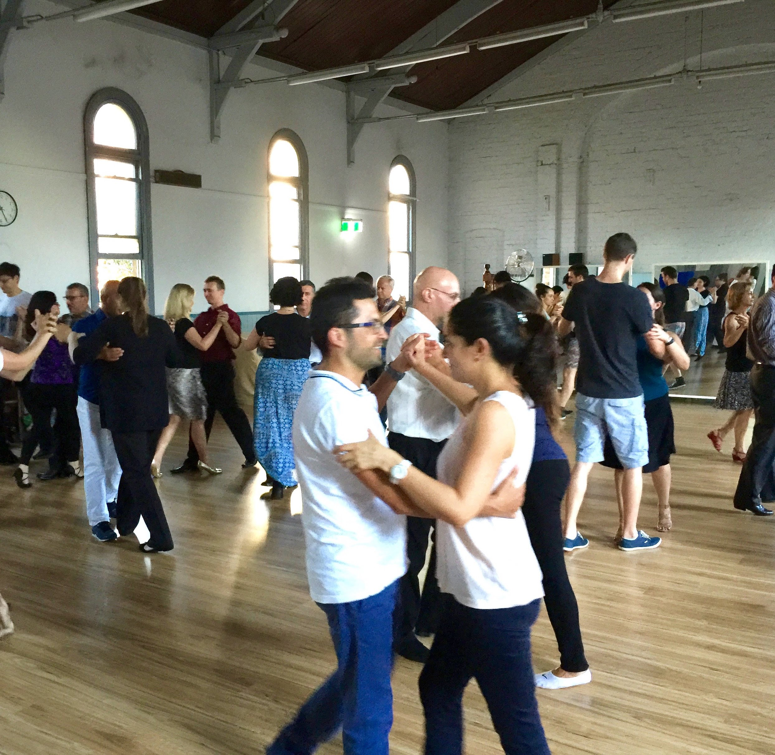 north sydney glebe bondi tango lessons classes studio best teachers