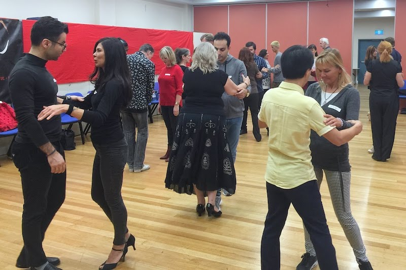 beginners tango classes glebe redfern sydney best
