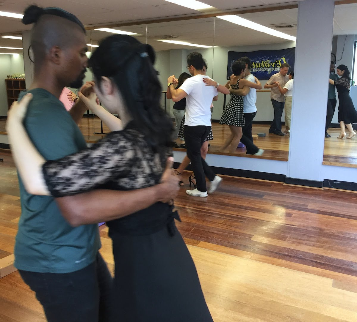tango workshops sydney north Glebe Redfern Crows Nest
