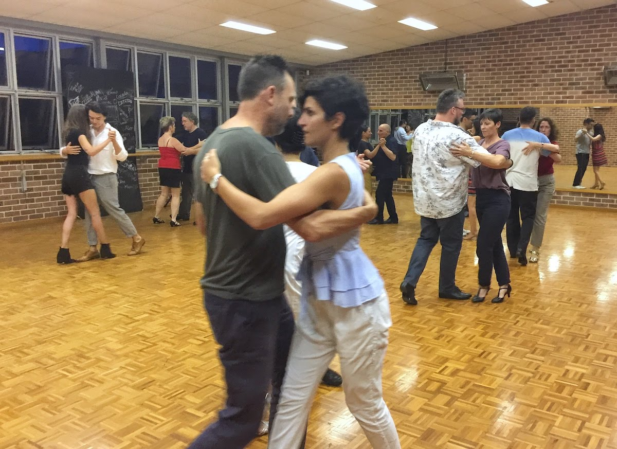 redfern crows nest tango workshops sydney